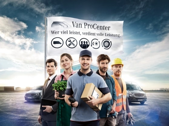 Mercedes-Benz Van ProCenter